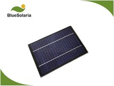 BlueSolaria's solar panel is covered with tempered glass. The solar panel adopts efficient poly solar cell. It's great for charging DC battery. 12v Solar Panel, Small Solar Panels, Portable Solar Power, Consumer Electronics, Glass, Drinkware, Corning Glass, Yuri, Tumbler