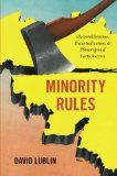 Minority rules : electoral systems, decentralization, and ethnoregional party success / David Lublin - http://boreal.academielouvain.be/lib/item?id=chamo:1902315&theme=UCL