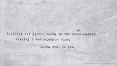 Stratosphere - Mutemath