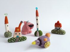 Children's Publishing Blogs - needle felting blog posts