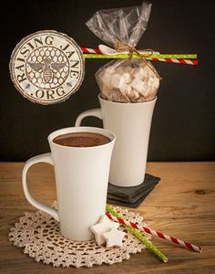 Homemade Dry Hot Chocolate Mix: Prep Time: 15 Minutes  Makes: About 4 Cups