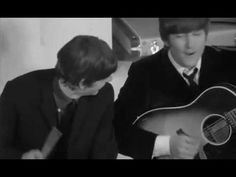 The Beatles - If I Fell  [HD]