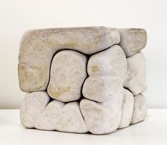 Organisms 2012 by Damian Ortega on Curiator, the world's biggest collaborative art collection. Sculptures Céramiques, Art Sculpture, Abstract Sculpture, Pottery Sculpture, Concrete Sculpture, Concrete Art, Concrete Projects, Cement, Contemporary Sculpture