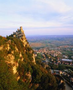 Can You Name the 10 Smallest Countries in the World?: The World's Fifth Smallest Country - San Marino