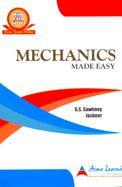 Mechanics Made Easy Book By G. S Sawhney