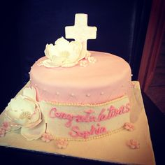 ~confirmation cake~