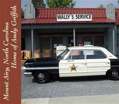 mount airy, north carolina - the andy griffith show nc