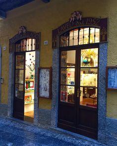 Bellagio no Lago di Como tem centenas de lojinhas charmosas cheias de coisas fofíssimas - Instagram by aprendizviajant