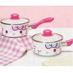 Hello Kitty Pans!