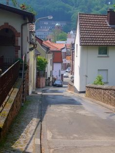 Landstuhl, Germany, looks just like Ludwigstrasse...