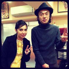 YU & H. hirotomo!!! ( ॢꈍ૩ꈍ) ॢぷ४४४*
