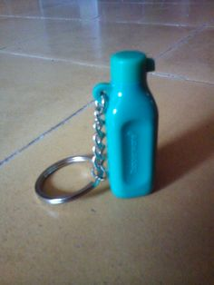 New Tupperware Keychain Keyring Eco Bottle Green    PAYMENT * We accept PayPal only * Once payment is received, your order will be processed and shipped  SHIPMENT *We ship from Indonesia, it will takes 15 until 25 business days to arrive * Handling time 1-2 business days * We provide Tra...