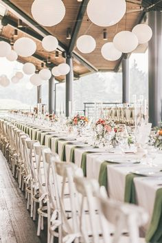 La Tavola Fine Linen Rental: Tuscany White with Tuscany Olive Napkins | Photography: Edyta Szszlo Photography, Planning: Kaella Lynn Events, Florals: Huckleberry Karen Designs, Venue: homas Fogarty Winery, Lounge Furniture: One True Love Vintage Rentals