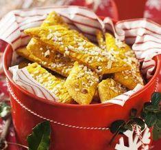 Klassiska lättbakade kolakakor i ny tappning – med härlig smak av saffran