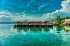 Visit Macedonia – the Ancient Country - Bay of Bones Museum, Ohrid, Macedonia