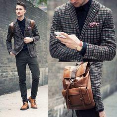 Style maschile autunno - moda uomo autunno
