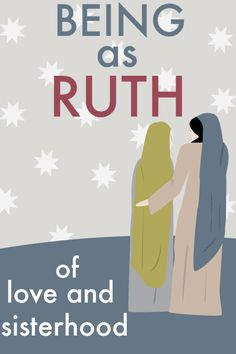 A must read article about Ruth!  I really want to be like her.