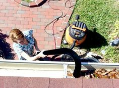 13 Best Gutter No Clutter Images In 2014 Gutter Cleaning