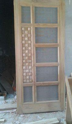 Net wooden door design 70 ideas for 2019 - Holztür Design Front Door Design Wood, Grill Door Design, Double Door Design, Door Gate Design, Room Door Design, Door Design Interior, Wooden Door Design, Painted Front Doors, Wooden Doors