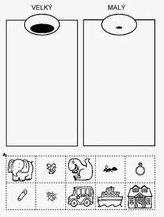 Z internetu – Sisa Stipa – Webová alba Picasa Preschool Math, Preschool Worksheets, Kindergarten, Kids Learning Activities, Toddler Activities, Sudoku, English Exercises, Animal Crafts For Kids, Baby Time
