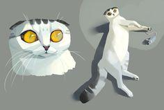 ArtStation - Owlcat, Lisa Parfenova