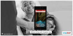 An ode to those who taught us a lot! #MitaoHarGap with Snapdeal App. Watch our film here: bit.ly/MitaoHarGap_T