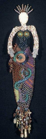 Spirit & Goddess Dolls http://www.pinterest.com/bohemianspirit/spirit-goddess-dolls/
