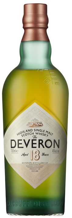 New #Scotch: The Deveron single malts hail from MacDuff Distillery, located on the northern edge of Aberdeenshire, Scotland. #Whisky