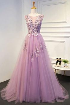 Sexy Prom Dress,Charming Prom Dresses,Tulle Evening Dress,Long Prom