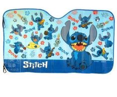 Lilo Amp Stitch Auto Car Windshield Sun Shade Reflective