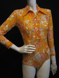 bodysuit from the 70s