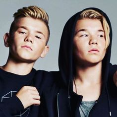 Marcus and martinus Marcus Y Martinus, Carson Lueders, Cute Twins, Boy Celebrities, Love U Forever, My Big Love, Twin Brothers, Kawaii Girl, New Music