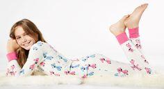 "Bedhead Tween ""Poodles"" L/S Stretch Pajama Set"