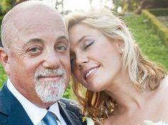 July 4, 2015 ~ Billy Joel Marries GirlFriend Alexis Roderick At His Estate On Long Island ~ Governor Andrew Como Of NY Officiated The Ceremony