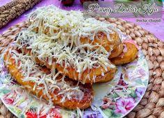 Resep camilan dari pisang istimewa Jamun Recipe, Tastemade Recipes, Workout Meal Plan, Nuggets Recipe, Traditional Cakes, Banana Recipes, Indonesian Food, Appetisers, Creative Food