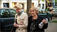 Frida (Jeanne Moreau) @ Une Estonienne a Paris