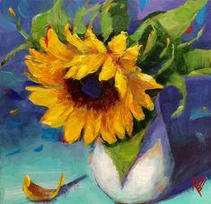 "Daily+Paintworks+-+""Simple""+-+Original+Fine+Art+for+Sale+-+©+Krista+Eaton"