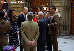 Oct 14, 2016, The Duke and Duchess of Cambridge visit Manchester for a day of engagements