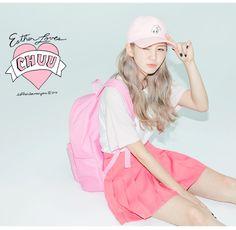 츄(chuu) | Estherloveschuu cap | NEW