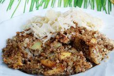 Valašský kontrabáš je tradiční výborný recept. Můžete si na něm pochutnat, i když zrovna nemusíte uzené maso :-)