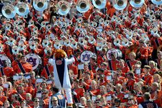 Auburn Homecoming 2013: The Auburn University Marching Band, Alumni Band join for homecoming (photos) | AL.com