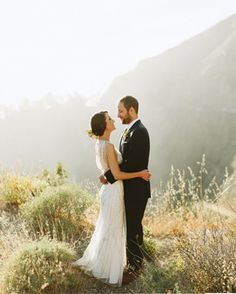 WEDDING LOCATION: BIG SUR, CA VENUE: HENRY MILLER LIBRARY BENJ HAISCH
