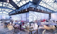 #Moroso Orgatec 2014 Conference Room, Table, Furniture, Home Decor, Decoration Home, Room Decor, Tables, Home Furnishings, Home Interior Design