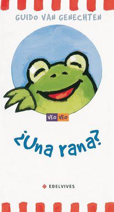 libro ¿una rana van genechten - Buscar con Google