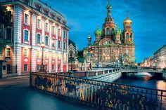 北のベニスと詠われたロシアで最も美しい街『サンクト・ペテンブルグ歴史地区』