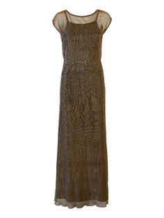 Sheer party dress in a glitter quality from VERO MODA. This will make you stand out at your next night out!