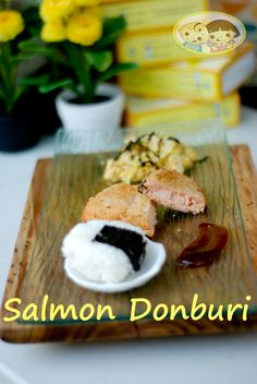 Healthy salmon for toddlers