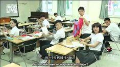 [ENG] 140614 SNL Korea S05E11 - Science High School vs Foreign High Scho...