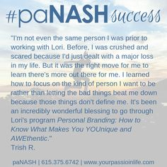 paNASH passion & career coaching helps those of you who feel stuck in your career get unstuck and put your passion and purpose into action! Career Coach, Feeling Stuck, Coaching, My Life, Success, Passion, Feelings, Sayings, Learning