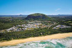 Mount Coolum www.parkmyvan.com.au #ParkMyVan #Australia #Travel #RoadTrip #Backpacking #VanHire #CaravanHire